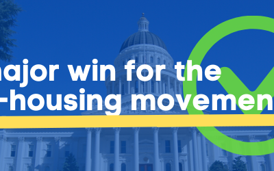 An Under-the-Radar Win for Housing in California
