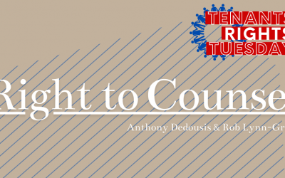 Right to Counsel