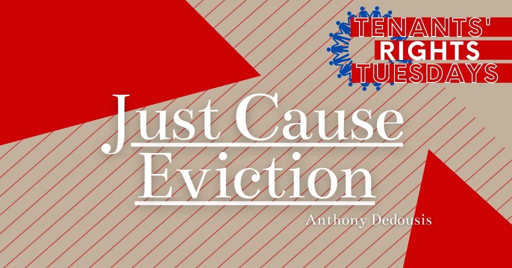 Just Cause Eviction